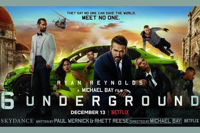 Six Underground: the speedy but slow Golf Cart tour