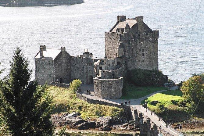 James Bond tour of Eilean Donan Castle and the Highlands of Scotland