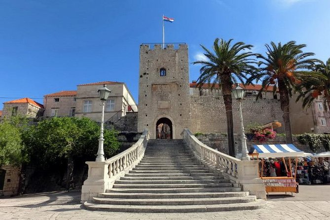 Korcula & Peljesac Full Day Private Tour from Dubrovnik