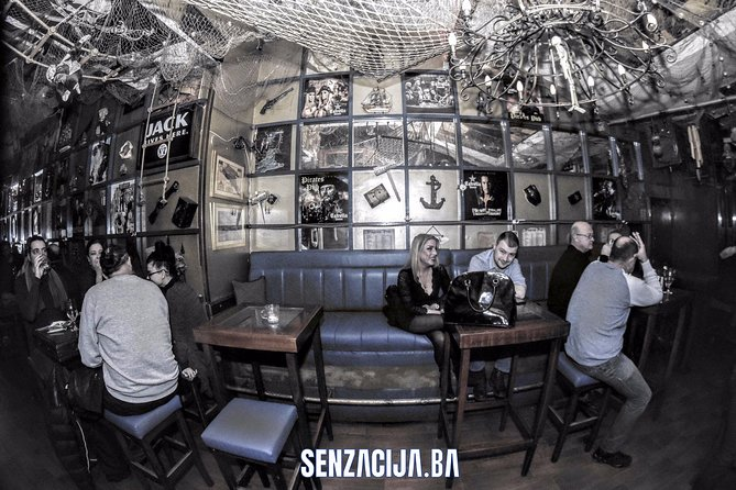 pirates pub Sarajevo