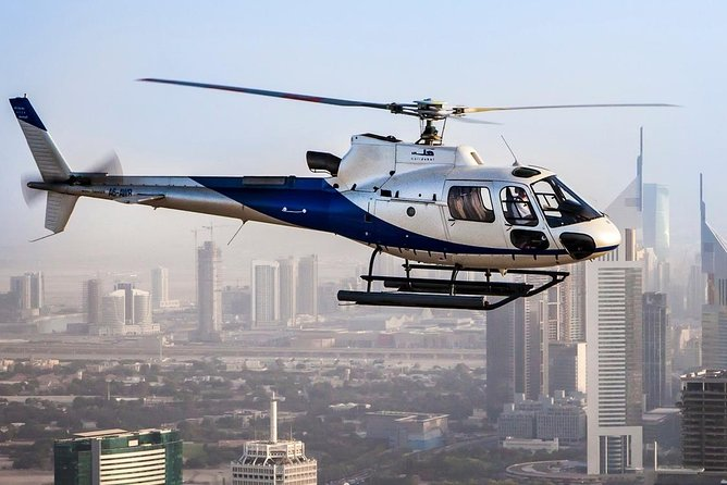 Standard Helicopter Ride ( 12 Minutes Flight )