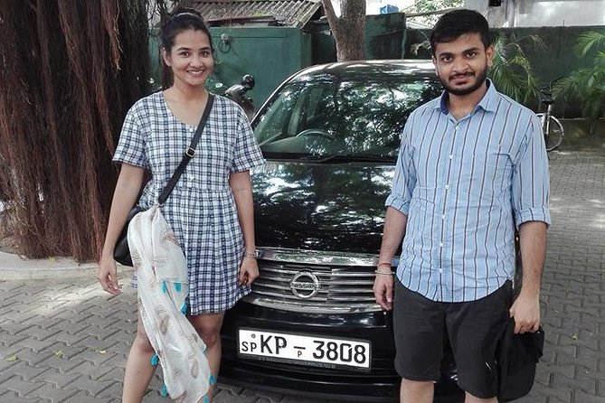 Colombo City Tour & Sight-Seen Transport by Luxury Car (Day Tour Transportation)