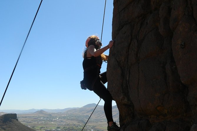 Intro to Outdoor Rock Climbing photo 5