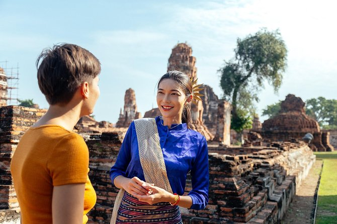 Private Ayutthaya & Floating Market Day Trip with Lunch