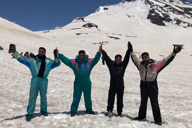 Kullu Manali Volvo Packages 4N/5D Tour With 3 Star Hotel