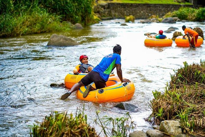 Half-Day Grenada River Tubing Adventure and Annandale Falls