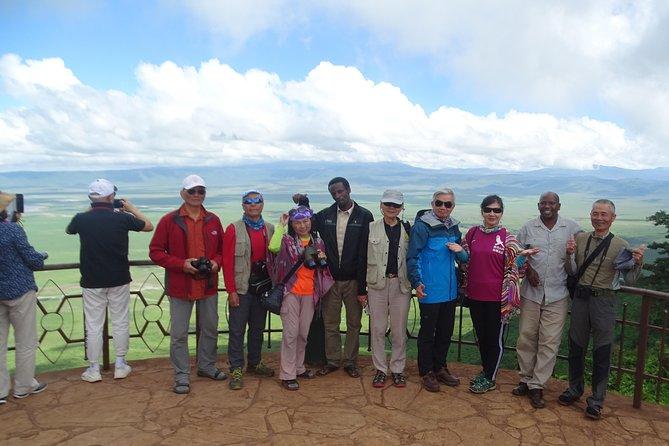 3 Days Africa Camping adventure Safari