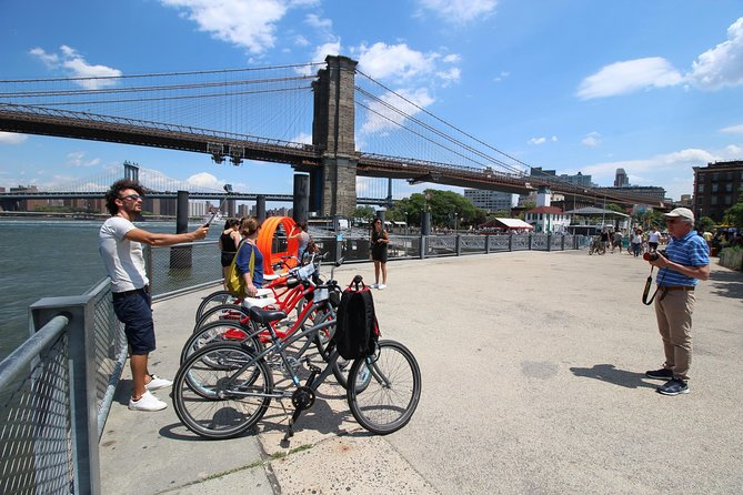 Cycle To NYC's Top Sites In One Day