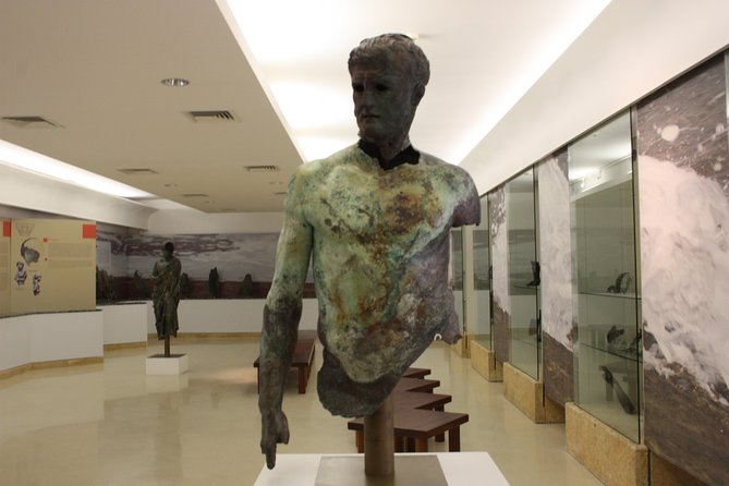 Brindisi Archaeological Museum private tour - private guided Tour Museum