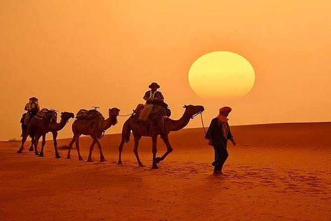 Small Group Fes Sahara 2days Tour
