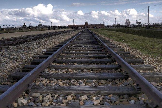 Auschwitz-Birkenau guided tour + transfer from Kraków (FULL EXPERIENCE)