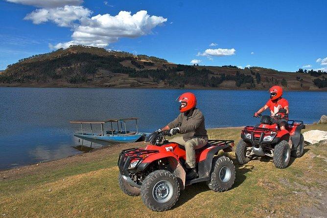 Maras and Moray ATV Tour