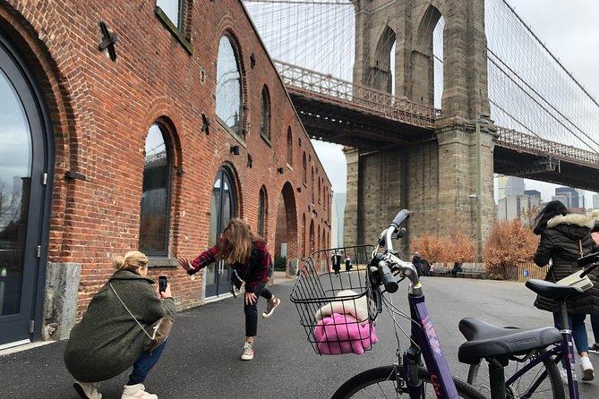 Brooklyn Bridge Waterfront Guided Bike Tour