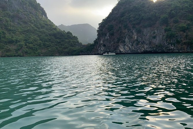 Aclass Jade Sails Cruise 1 Day Trip Halong to Lan Ha Bay