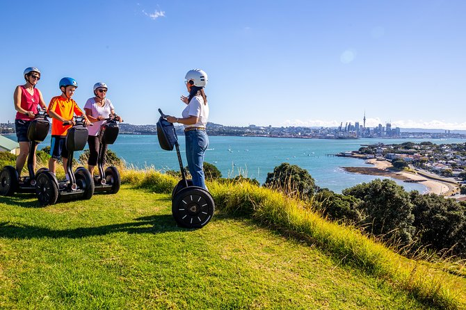 An Hour long Taste of the Segway Sensation and Sightseeing FUN