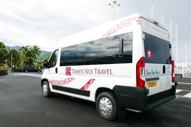 Private Departure Transfer: Vanira Lodge to Papeete Airport