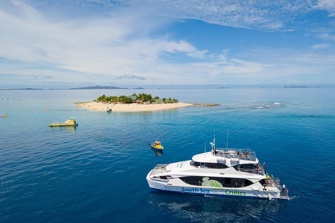 Island Day Tour to South Seas Plus Discover Nadi, Lunch at Fijian Restaurant