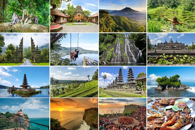 Exploring Bali in 4 Days: Drive Further to Countryside of Bali