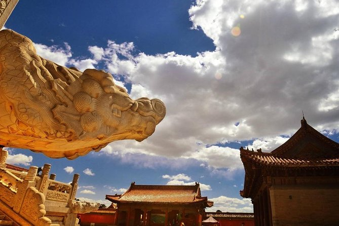 All-inclusive Tianjin Day Tour to Qing Emperor's Tomb & Huangyaguan Great Wall