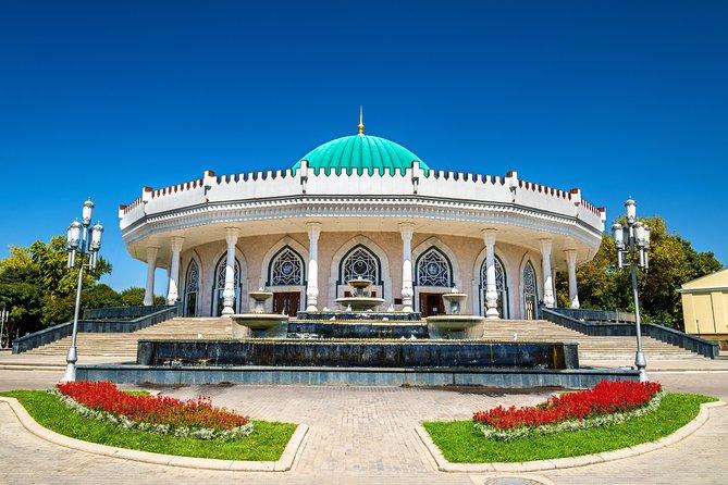 Tashkent City Walking Tour