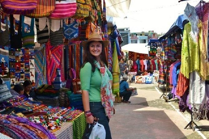Otavalo Indigenous Market & Peguche Waterfall