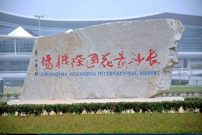 Arrival Transfer Changsha Airport to Hotel