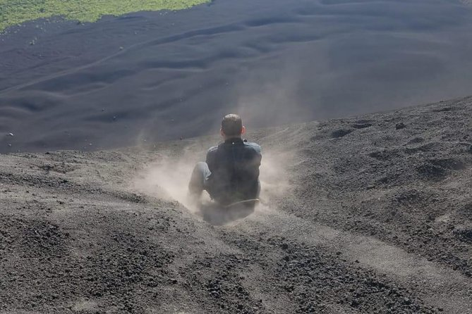 Cerro Negro Volcano Sandbording, Nicaragua (Group of 17-25 people)