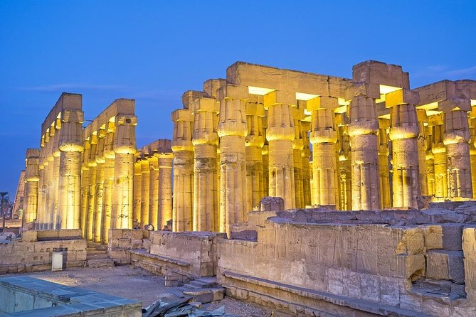 Overnight to Luxor by Air