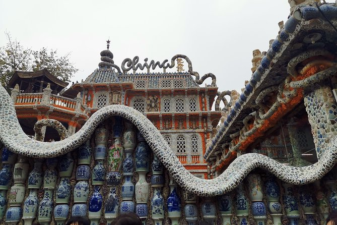 All-inclusive Day Tour: China House, Five Avenues, Ancient Street & Tianjin Eye