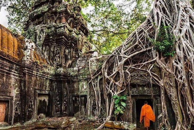 7hr- Temples of Angkor Small Group-Join-in Tour