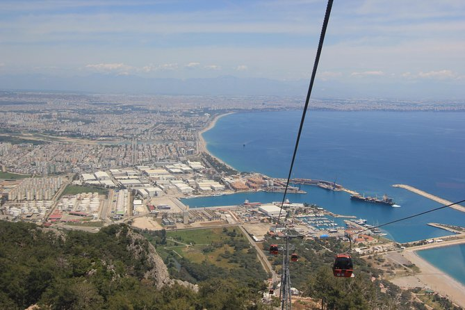 from Side: Antalya City Tour with Düden Waterfall, Cable Car and Lunch photo 3
