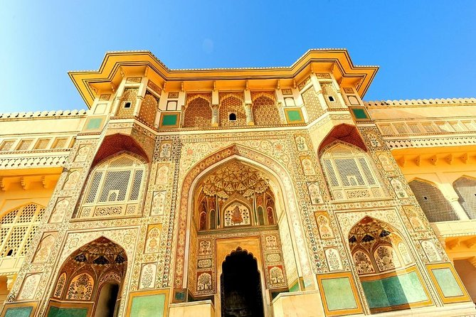 Same Day Jaipur Tour by Car from New Delhi
