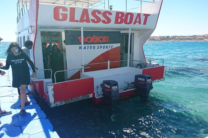 City Tour and Glass Boat Special Trip From Sharm Port photo 8