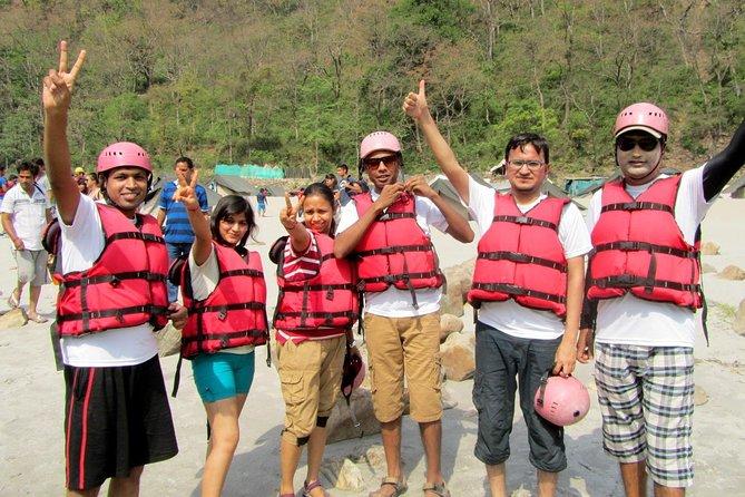 River Rafting 7 Kms