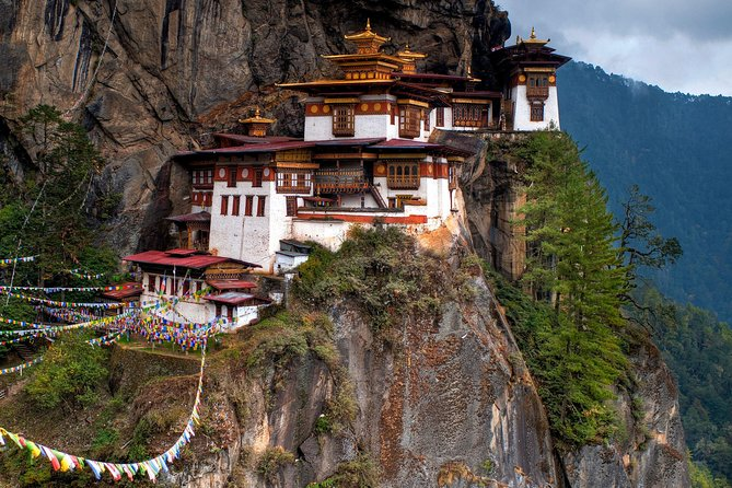 7 Nights 8 Days Bhutan Highlights Tour