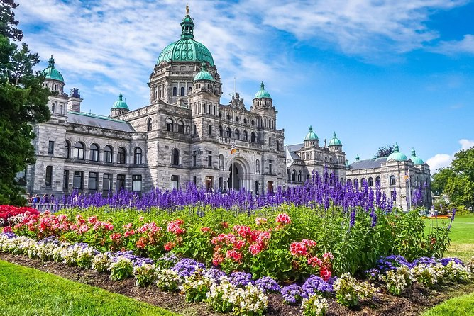 Small-Group Best of Victoria Tour including Butchart Gardens - Private Safe Tour