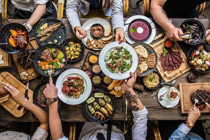 Private Corfu Food Walking Tour