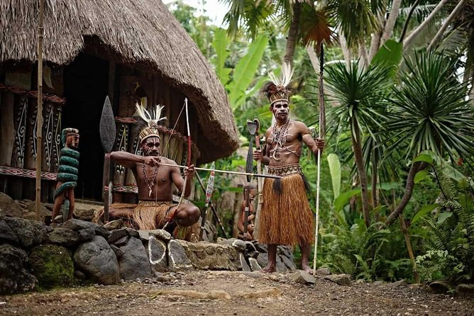 Taman Nusa Culture Package + Lunch & Transport