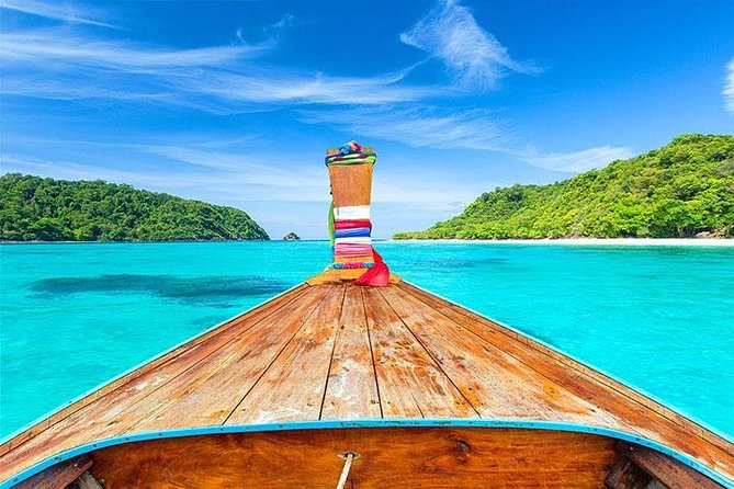 Phuket to Trang Islands Day Trip by Longtail Boat