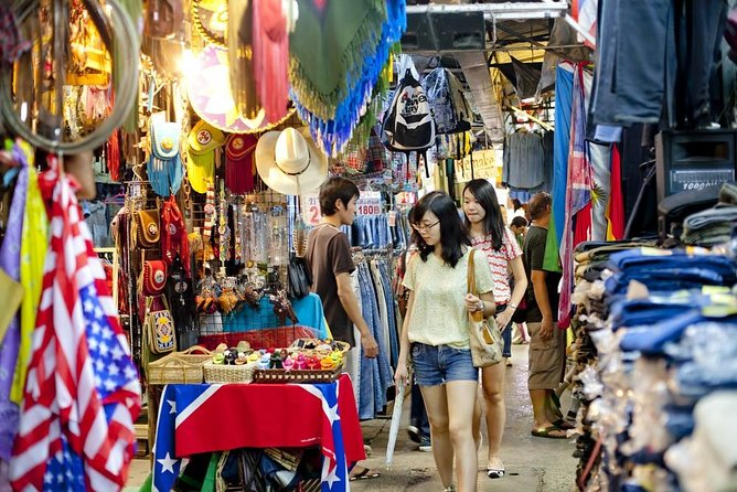 Private Bangkok Customizable Cultural Walking Tour With Wat Pho & Temple of Dawn