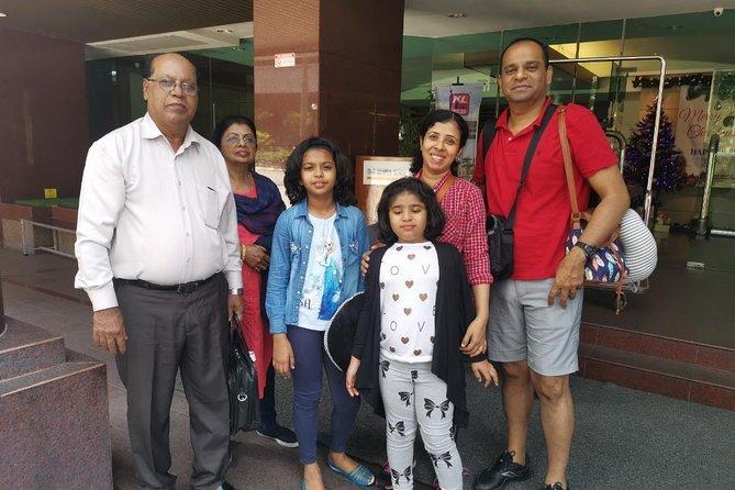 Private: Kuala Lumpur City To Kuala Lumpur Airport
