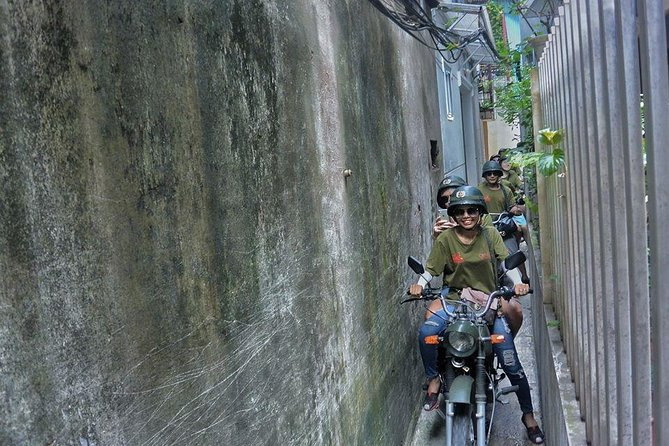 Hanoi Motorbike Tour - Food, Culture and Fun on Vintage Minsk: 4.5 HOURS