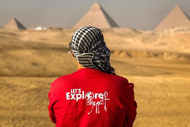 Best seller Private 3 Days Tour to All Highlights Giza Cairo Alexandria