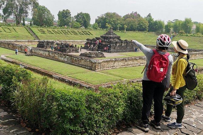 Yogyakarta Cycling Tour to Sambisari & Kedulan Temple