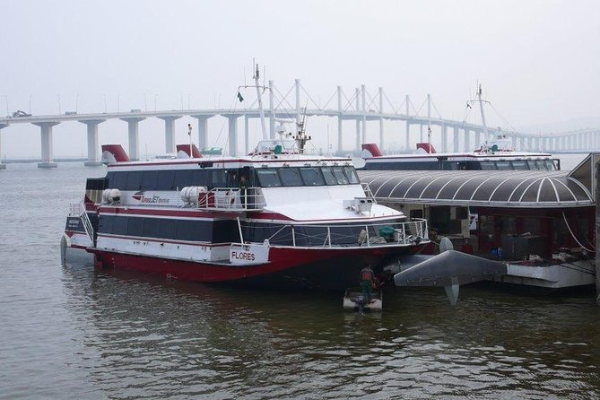 Sightseeing Coach Tour of Macau from Shenzhen with Ferry photo 2