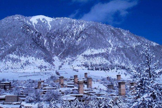 Unique Svaneti