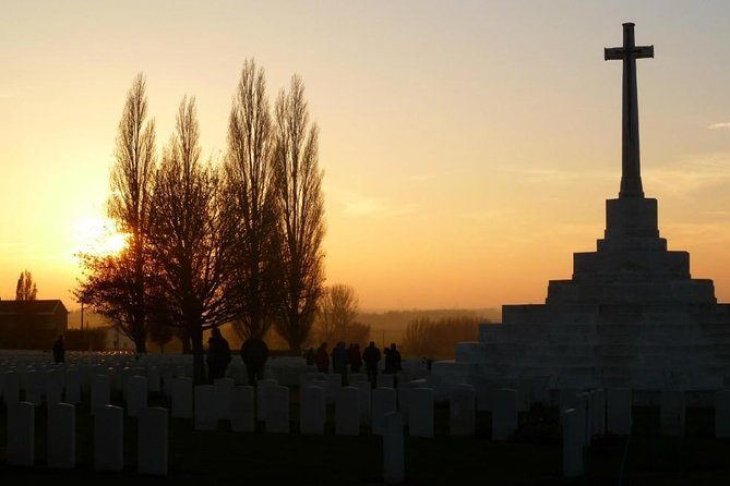 From Bruges, Christmas Truce to Passchendaele private WW1 Ypres tour
