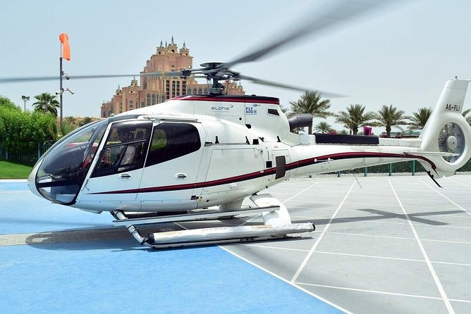 Premium Odyssey Helicopter Tour ( 45 Minutes Flight )