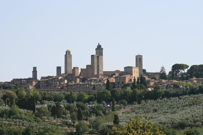 Private Tour of San Gimignano & Siena