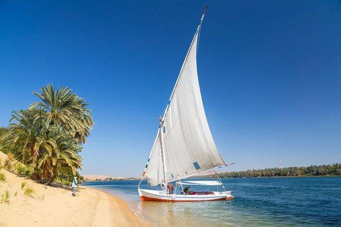 Felucca Ride in Luxor